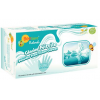 BeeSure Glacier Blue Nitrile Gloves Small 300/Box