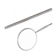 """2"""" Cone Socket Mirror w/ handle"""