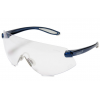Outback Safety Eyewear - Clear Lens Blue Frame