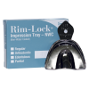 Rim-Lock NWC Orthodontic Metal Impression Tray Set