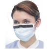 Ultra-3-in-1 Sensitive Earloop Masks w/ Splash Visor