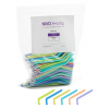 Nivo Disposable A/W Syringe Tips- Multi-Colors
